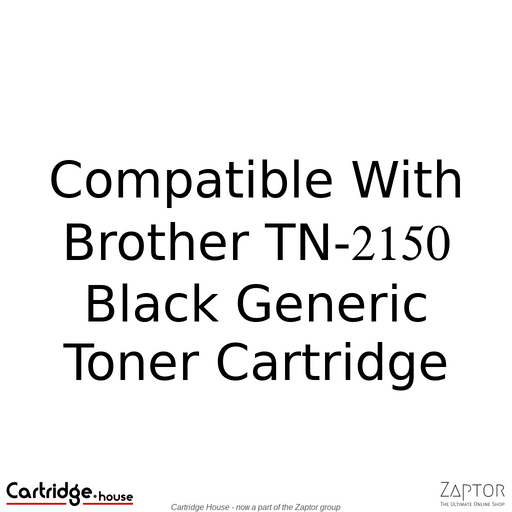 Compatible With Brother TN-360, TN-2120, TN-2125, TN-2150, TN-2175 Toner Cartridge