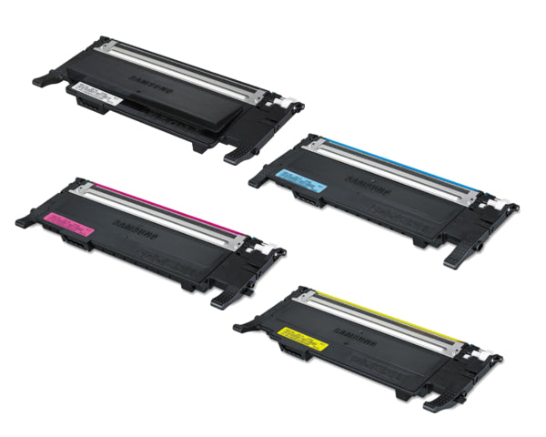 Samsung CLT-C407S Cyan Compatible Toner Cartridge