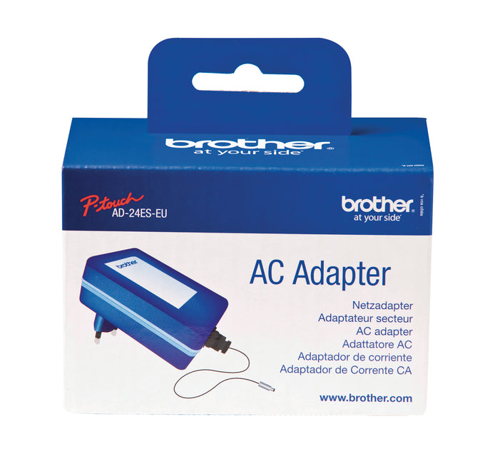 Brother AC adapter for P-touch Label Printer (9V Adapter)