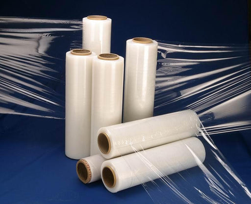 Stretchwrap Plastic Wrapping (400m length)
