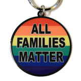 All Families Matter Key Ring