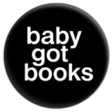 Baby Got Books Button
