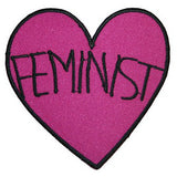 Feminist Heart Patch