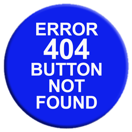 Error 404 Button Not Found Button