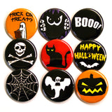 Halloween Button Set