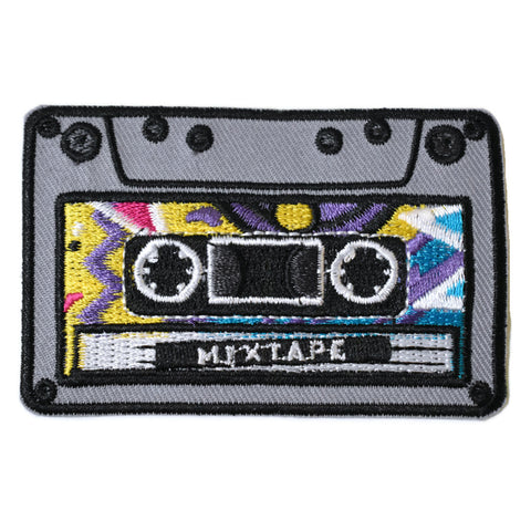 Mix Tape Patch