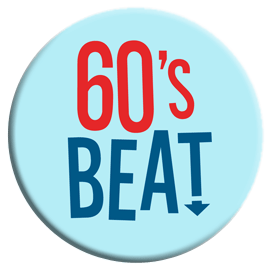 60s Beat Button