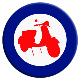 Mod Scooter Button