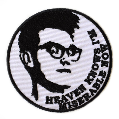 Morrissey The Smiths Patch