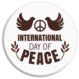 International Day of Peace Button