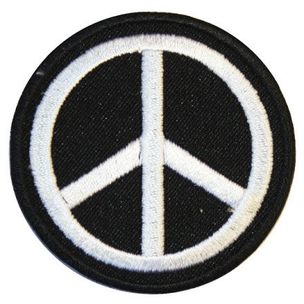 Peace Symbol Patch