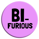 Bi-Furious Button