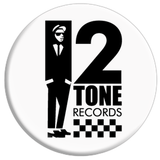 2 Tone Records Button