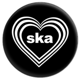 Ska Love Button