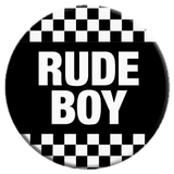 Rude Boy Button