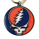 Steal Your Face Grateful Dead Key Ring