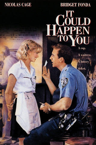 It Could Happen to You 1994 movie cover