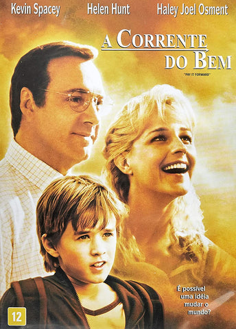Pay It Forward (2000) movie cover