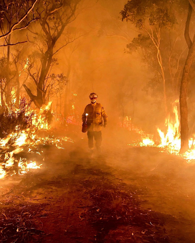 RFS Donate now - Australian Bush Fire Volunteers