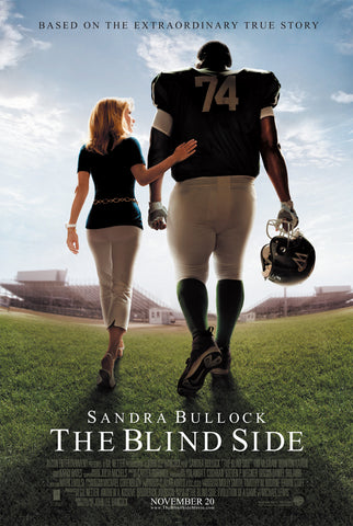 The Blind Side (2009) movie cover