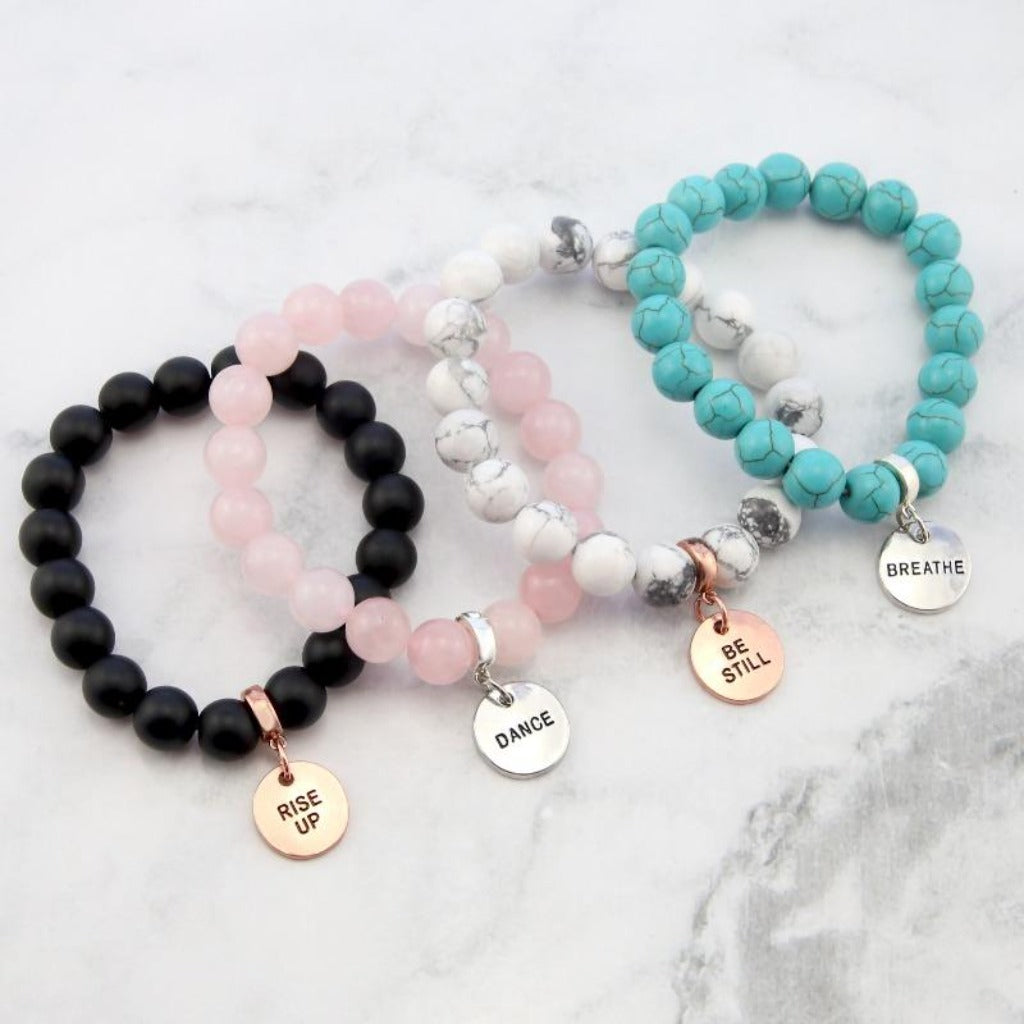 Create Your Own Bracelet - with Today I Will Charms