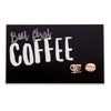 But First Coffee! Plated Stud Earrings - Rose Gold (9704)