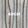 Ball Chain Necklace 60cm Length (Chain only)