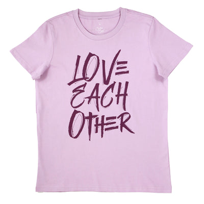 Love each Other Tee, Graphic T-Shirts for women. Sister & Soul Tee's are designed to upligt, and enciourage. They make perfect gifts. We pride ourselves on using ethically sourced apparel.