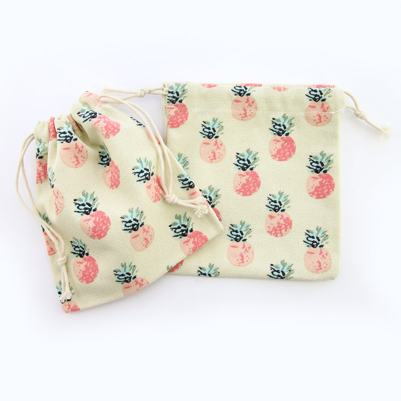 Sister & Soul Pineapple Gift Bag