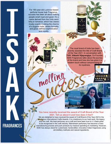 Smelling Success with ISAK