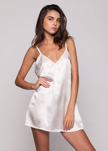 Siena Organic Silk Dress - Christina Leonor,  - Christina Leonor