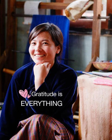 From Zero to CEO - the inspiring story of the rise of a homemaker to become Bhutan CEO of Ana by Karma