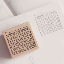 Wlekd Stationery Set Hand Series Seal