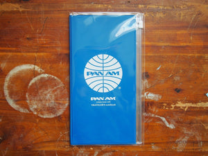Pan Am Refill / Zipper Case