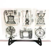 Clear Stamp Moodtape TV