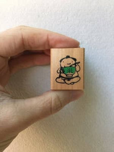 Sumo Stamp - Kodomo No Kao - Tiny Stamp Series