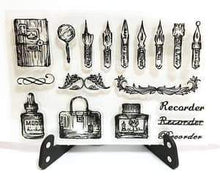 Clear Stamp Moodtape Writing Tools