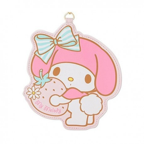 My Melody Keyleash Id Badge Reel