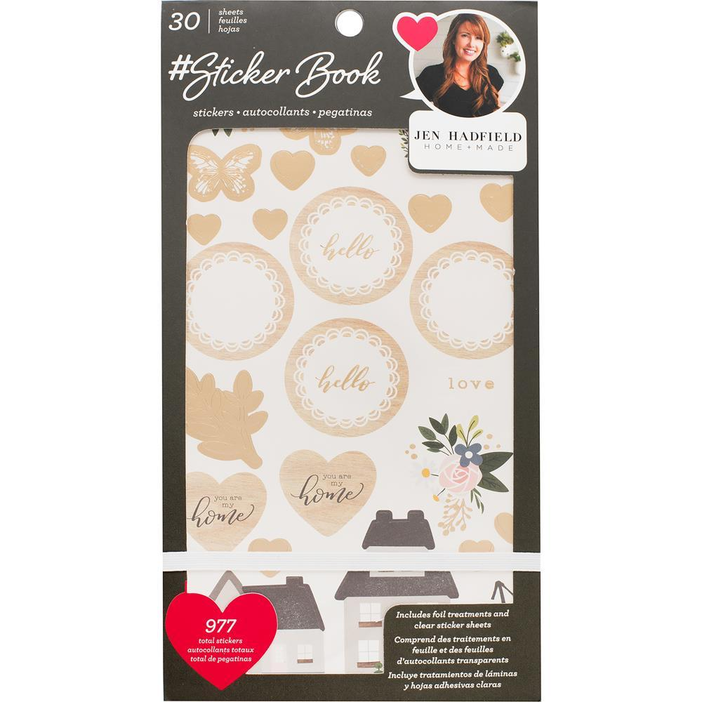 Happy Planner Sticker Book Jen Hadfield 974