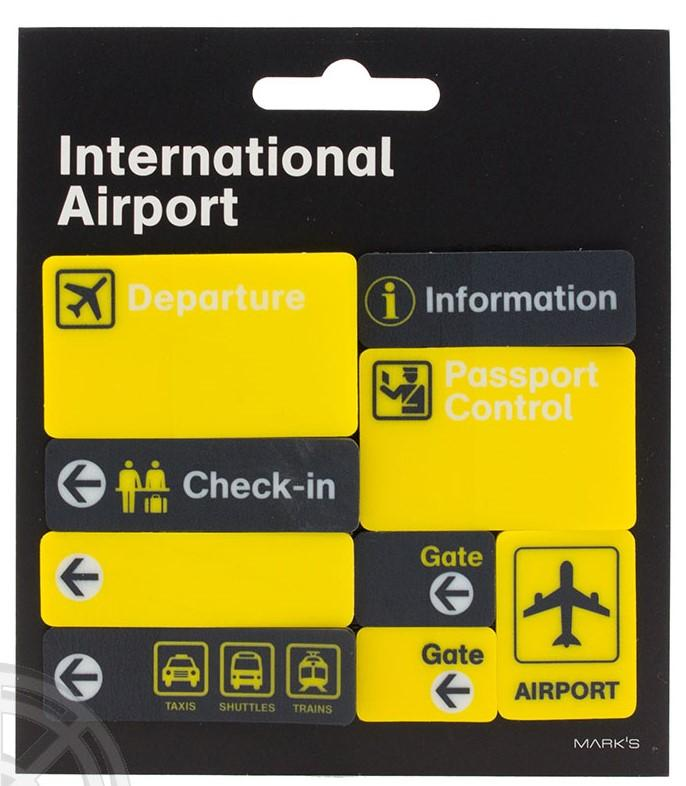Sticky Notes International Airport