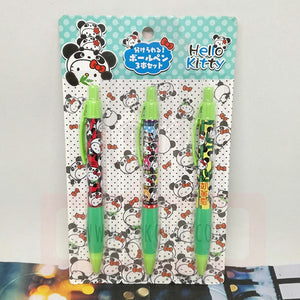 Sanrio Pen Hello Kitty Set 3