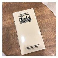 Midori Traveler Notebook Regular Special Edition Train Marunouchi