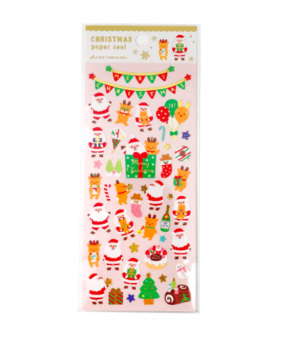 Christmas Paper Seal 2