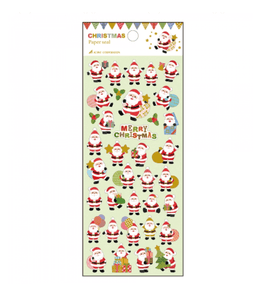 Christmas Paper Seal 4