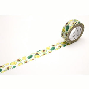 MT Masking Tape Avocado