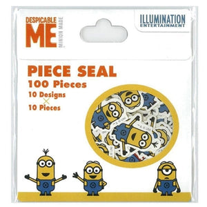 Assorted Stickers Despicable Me Series A