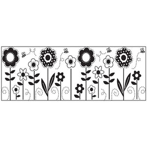Fiskars Continuous Stamp - Flowers