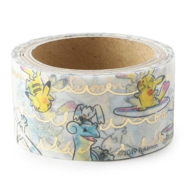 Its' Demo x Pokemon Happy Summer Masking Tape - Fly