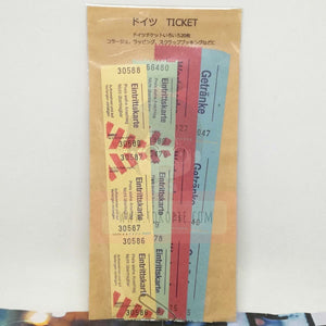 Vintage Germany Ticket B