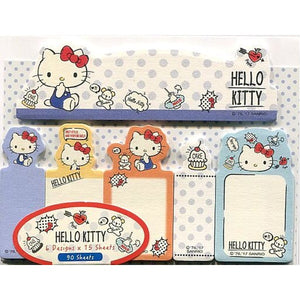 Sanrio Hello Kitty Bookmark Sticky Note